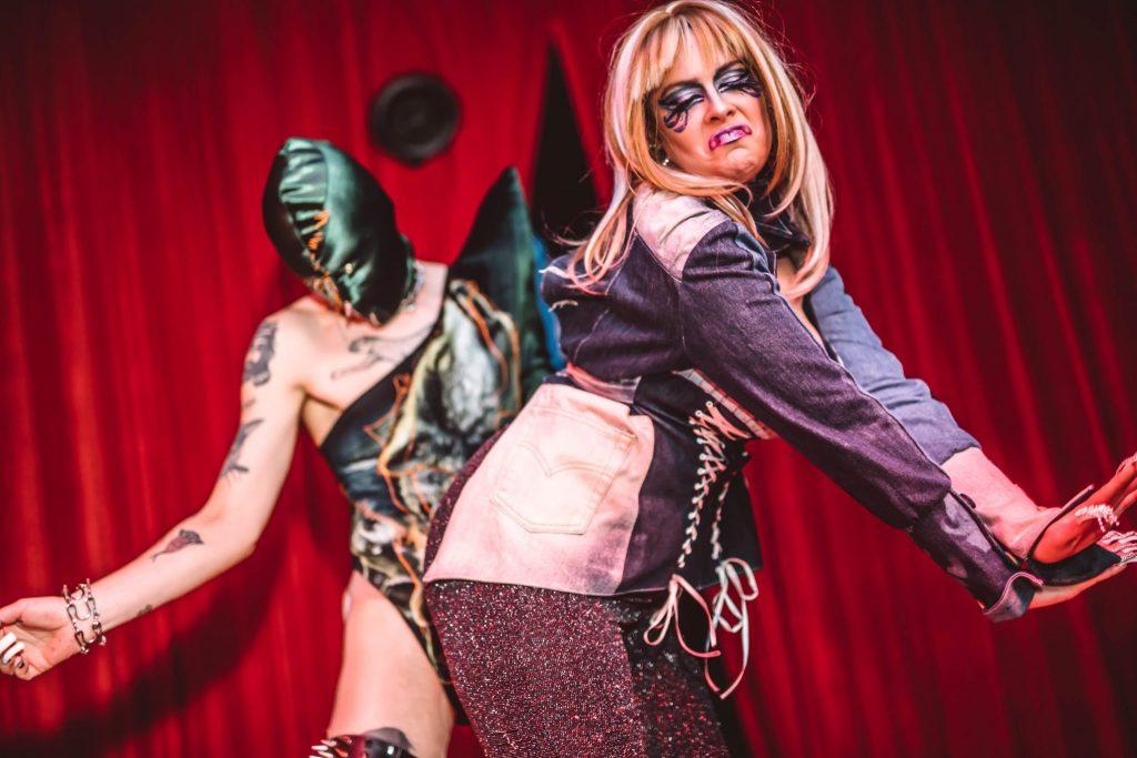 soho gay club drag show