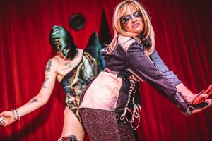 soho gay club drag show