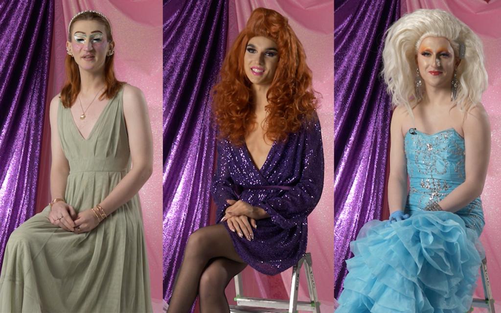 Drag Queen at SOHO club