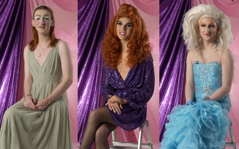 """Kitoks Mamos dienos sveikinimas – Lietuvos """"drag karalienės"""" pristato vaizdo įrašą, pasakojantį apie """"drag mamas"""""""